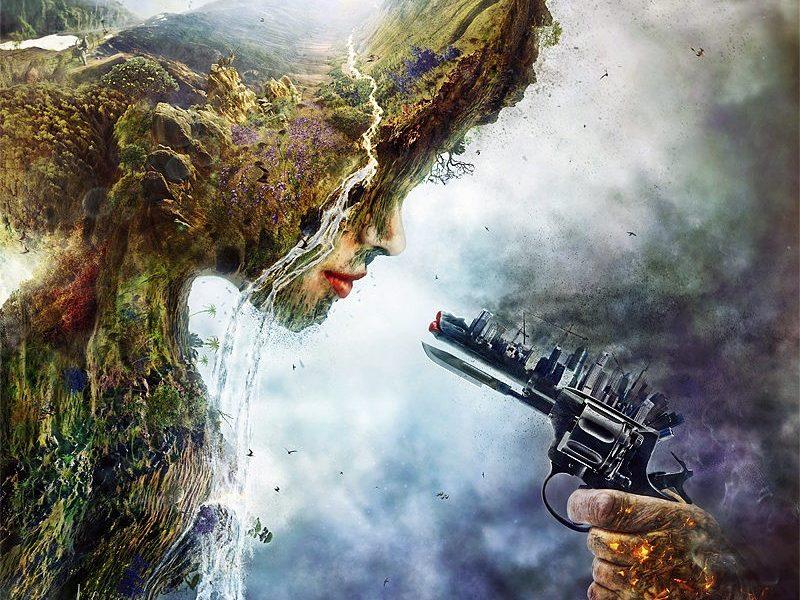 [Masalah Kita] Bergelut Dengan Alam