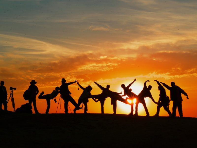 [Editorial] Community Healing